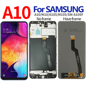 LCD For SAMSUNG A10 LCD Display Touch Screen Digitizer For Samsung Galaxy A10 M10 LCD M105 A105/DS A105 LCD