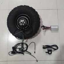 24V 36V 48V 350W 500 Вт электрическая тачка Шестерни мотор высокой проходимости электрическая тачка комплект тачки жира по бездорожью грубой шины 14...
