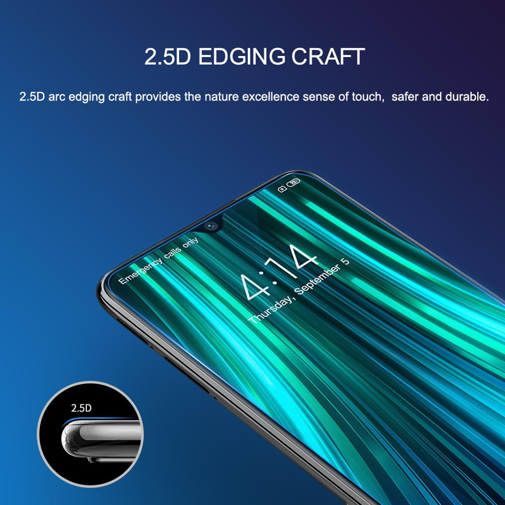 Untuk Xiaomi Redmi Catatan 8 T 8 7 Pro K30 Kaca Nillkin Tempered Kaca - Aksesori dan suku cadang ponsel - Foto 5