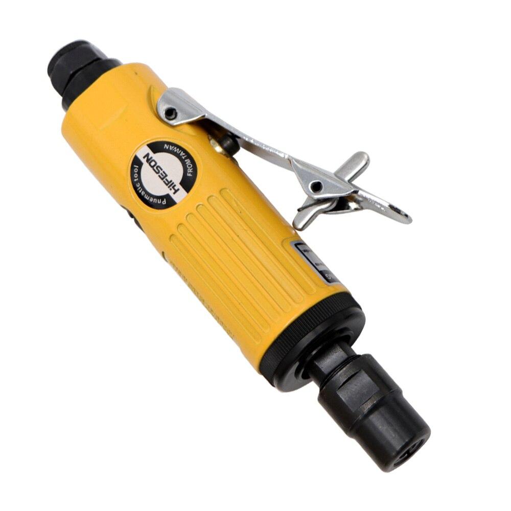 Tools : Toolbox 1 4inch Pneumatic Die Grinder Air Die Grinder Grinding Mill Engraving Tool Polishing Machine for Pneumatic Tools