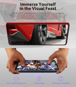 Image 5 - Blackview nouveau téléphone portable A80 Plus Octa Core 4GB RAM + 64GB ROM IMX 13MP caméra arrière identification des empreintes digitales Waterdrop 4G téléphone portable
