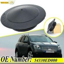 1pc Front Wasserdicht Suspension Abdeckung Für Nissan X-Trail T31 Qashqai Dualis J10 Auto Staubdicht Rostfrei Montieren Kappe 54330ED000