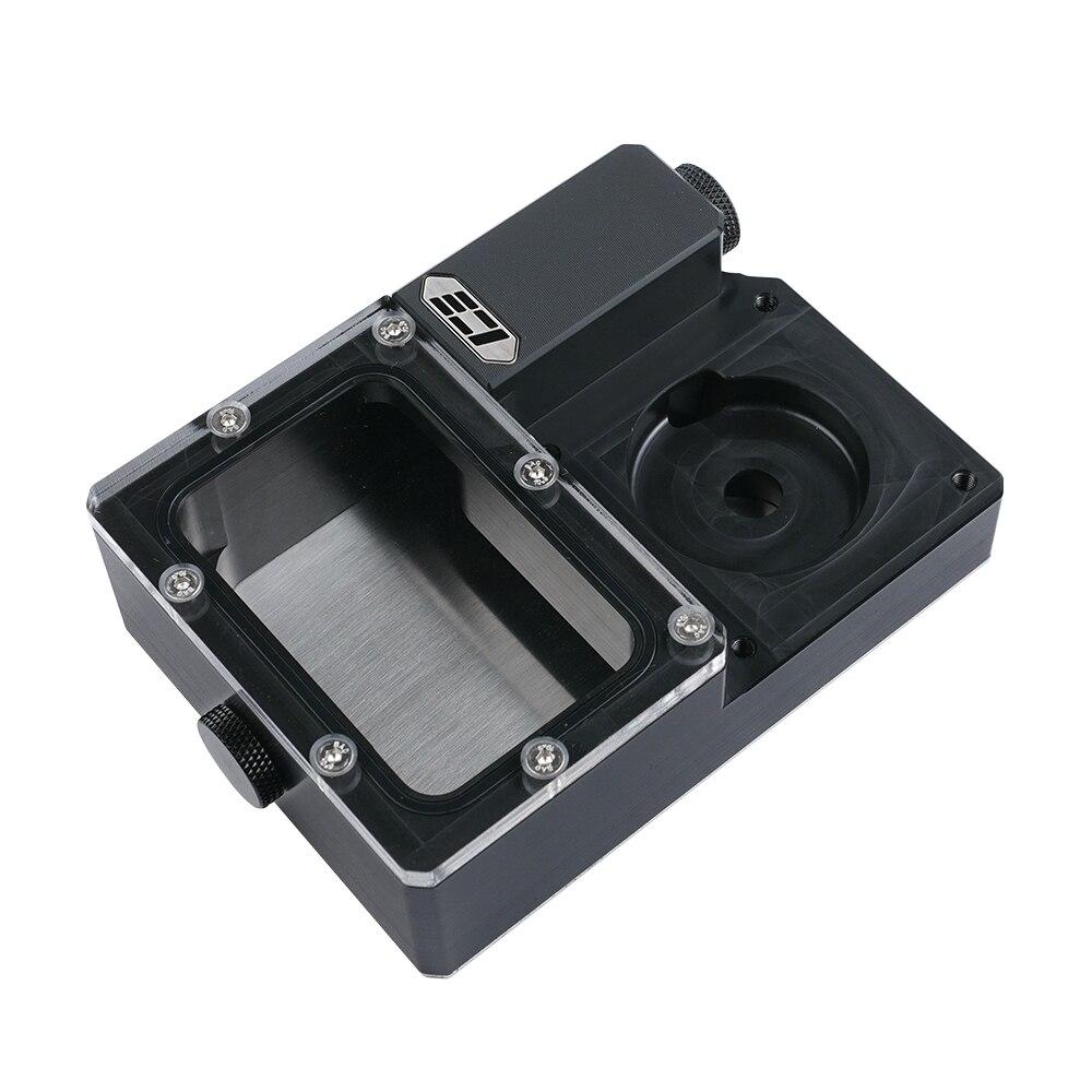 lowest price CREALITY 3D Tempered Glass Platform Heated Bed Build Surface Fit For Ender-3 Ender-3 Pro Ender-5 Ender-5 Pro CR-20 Pro Printer