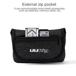 Image 2 - حقيبة للحمل لكاميرا الفيديو المصغرة طراز RX100 السابع من كانون G7X Mark III ملحقات كاميرا SLR بدون إطار
