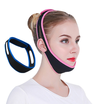 Sleeping Face Shaper  Lift Device Powerful 3D Facial Beauty Tool Thin Bandages V-Face Correction Skin Care V - sale item Skin Care Tool