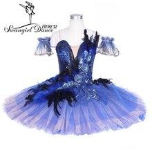 Blue Bird Princess Florina Professional Tutus Adult Costume Tutu Ballet Child Performance TutuBT9240