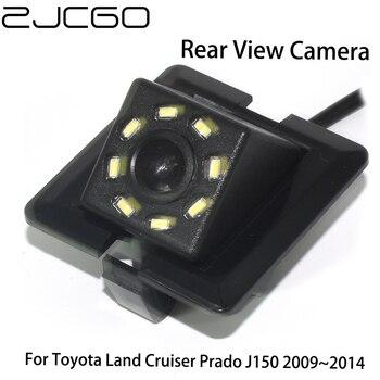 цена на ZJCGO HD CCD Car Rear View Reverse Back Up Parking Night Vision Camera for Toyota Land Cruiser Prado 150 J150 LC150 2009~2014