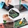 Bevigac 17 in 1 Professional Security Game Bit Repair Tools Screwdriver Kit Set for Nintendo Nintend Switch 3DS 2DS Gamecube promo