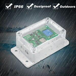 Image 5 - EWeLink Módulo de relé inalámbrico DC5V, 12V, 24V, 32V, Wifi, Control de aplicación remota para teléfono, módulo de automatización de domótica