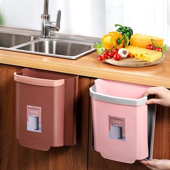 Kuchnia oszczędzania składany kosz na śmieci samochodów pojemnik na surowce wtórne kosz na śmieci do kuchni kosz na śmieci kosz na śmieci kosz na śmieci kosz na śmieci kosz na śmieci do kuchni kosz na śmieci tanie i dobre opinie NoEnName_Null CN (pochodzenie) Prostokątne Do montażu na ścianie Ekologiczne Wiadro na śmieci Trash Wciskany