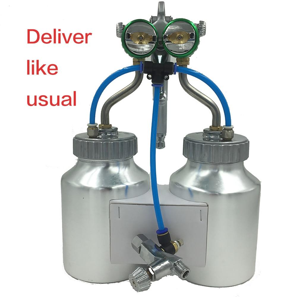 SAT1200 máquina de espuma en aerosol pistola de pintura automática - Herramientas eléctricas - foto 1