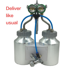 цена на SAT1200 polyurethane spray foam machine automatic paint spray gun professional air gun hvlp