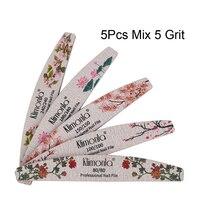 5pcs mix Grit