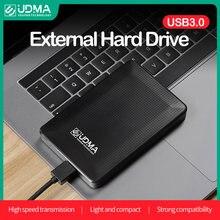 UDMA USB3.0 zewnętrzny dysk twardy 2TB HD 500GB disco duro externo 1tb hdd 2.5