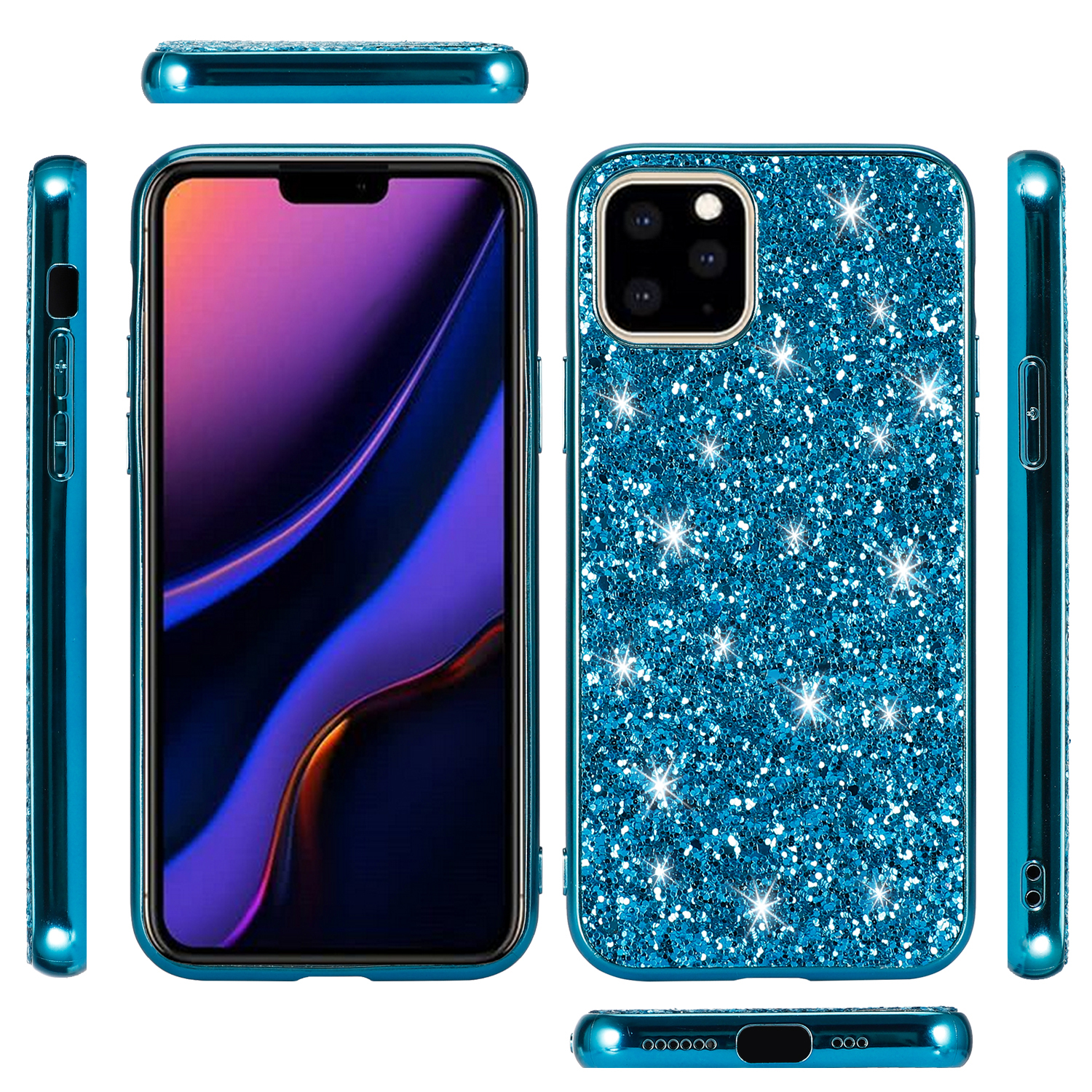 Shiny Glitter Girls Case for iPhone 11/11 Pro/11 Pro Max 25