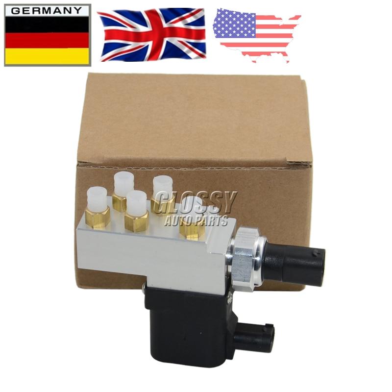 AP02 для Mercedes CLS/E 200 220 230 240 270 280 300 320 350 400 420 500 550 CDI пневматическая подвеска компрессор клапан блок 2113200158
