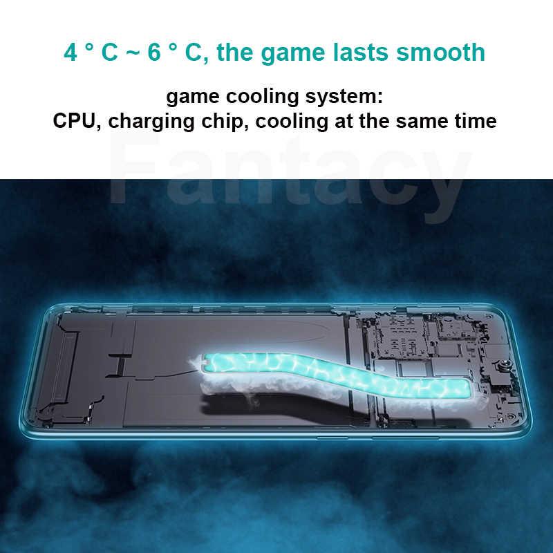 هاتف شاومي ريدمي نوت 8 برو بذاكرة داخلية عالمية 6 جيجا بايت وذاكرة داخلية 64 ميجا بكسل كاميرات رباعية MTK Helio G90T هاتف ذكي بشاشة 6.53 بوصة بدقة FHD + 4500 مللي أمبير ساعة بطارية 18 واط مراقبة الجودة 3.0