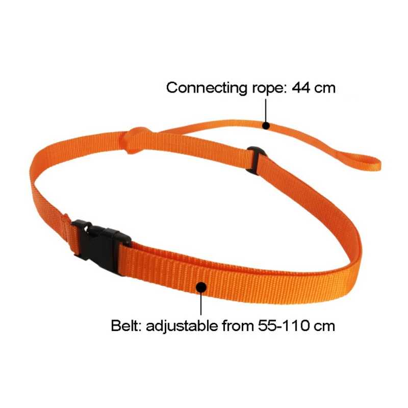 Swimming Inflatable Belt Special Strength Training Elastic Rope Suit Fitness Belt With Bandage Swimming Trainer Replacement