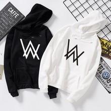 2019 New Casual Hoodie Men Black Cotton Pocket Graphic Hoodie Couple Printed Sweatshirt Simple Keep Warm Women Hoodie Sportswear eyelet drawstring graphic hoodie