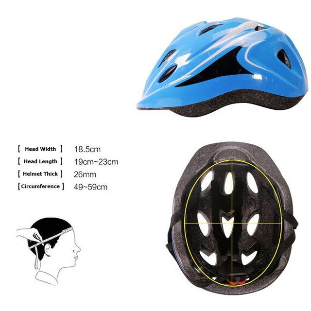 Crianças do bebê capacete de ciclismo para crianças mtb bicicleta estrada capacete ultraleve eps 11 buracos 200g cabeça proteger casco ciclismo boné 4