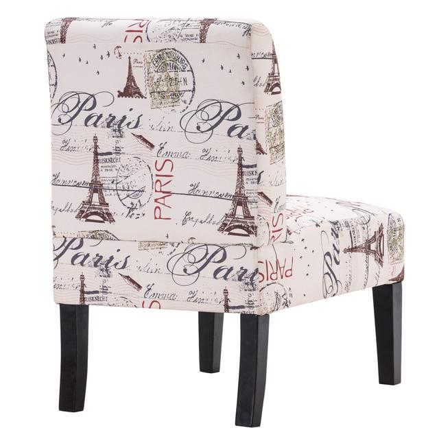 Fabric Single Leisure Chair  5