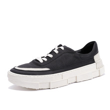 2018 new canvas shoes men s cloth shoes spring and autumn summer breathable sneaker fashion boots men casual shoes leisure shoes men designer sneakers for men breathable sneaker fashion boots men casual shoes, Leisure shoes male British retro cowhide spring