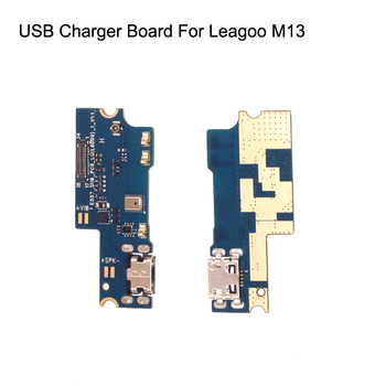 USB Plus Charger Board For LEAGOO M13 Repair Parts Charger Board For LEAGOO M13 new travel charger usb cable usb line for leagoo m9 mt6580a quad core 5 5 18 9 full screen 1280 640 tracking number