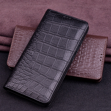 Genuine leather phone case For iphone X Xr Xs Max Flip all-inclusive anti-fall business Cowhide Leather Case for iphone Xs Max classic vertical genuine split leather skin case for iphone 4 4s all versions black