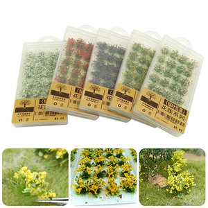 Wargame Grass Tufts Building L