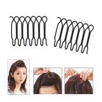 20pcs U Shaped Hair Pins Braided Hair Tool Pin Clip Metal Hairpins For Women Barrettes Hair Styling Tools Accessories