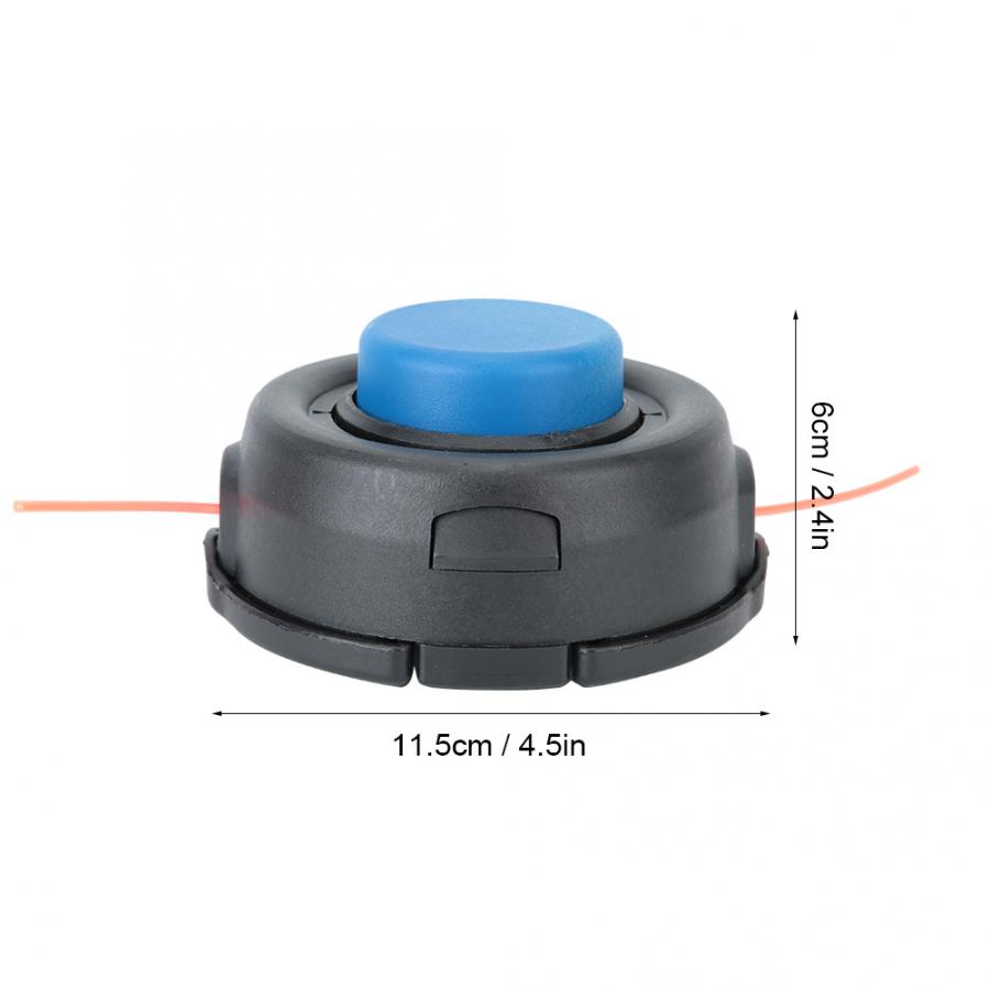 1 Pack 2.5/'/' Bump Knob For Husqvarna T35 Trimmer Head Strimmer Parts Accessories