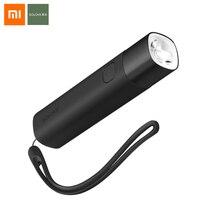 Original Xiaomi SOLOVE X3 LED Flashlight 3000mAh Mobile Power USB Multi-function Brightness
