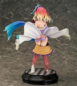 Image 4 - Figuras de acción del Anime japonés sin juego Shiro para niñas, modelos sexys de PVC de la colección de figuras de acción de 24cm