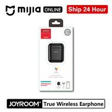 Joyroom T03S Versi Ringan Bluetooth 5.0 In-Ear dengan Pop-Up Window Headset Nirkabel Charger Sentuh Benar Tws Binaural Earbud(China)