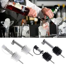 Stopper-Bar Barware-Tools Spout-Bottle Red-Wine-Pourer-Dispenser Olive-Oil Stainless-Steel