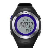 ColMi Smart Watch Fast 5ATM IP68 Waterproof Heart Rate Monitor Steps Calories Exercise Time Standby 30 Days Smartwatch Man Watch colmi t3 sport hybrid smart watch standby 15 days stainless steel fitness activity tracker ip68 waterproof brim smartwatch men