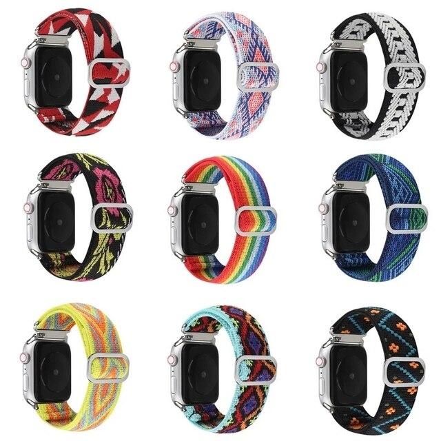 Ремешок нейлоновый для Apple Watch Band 1
