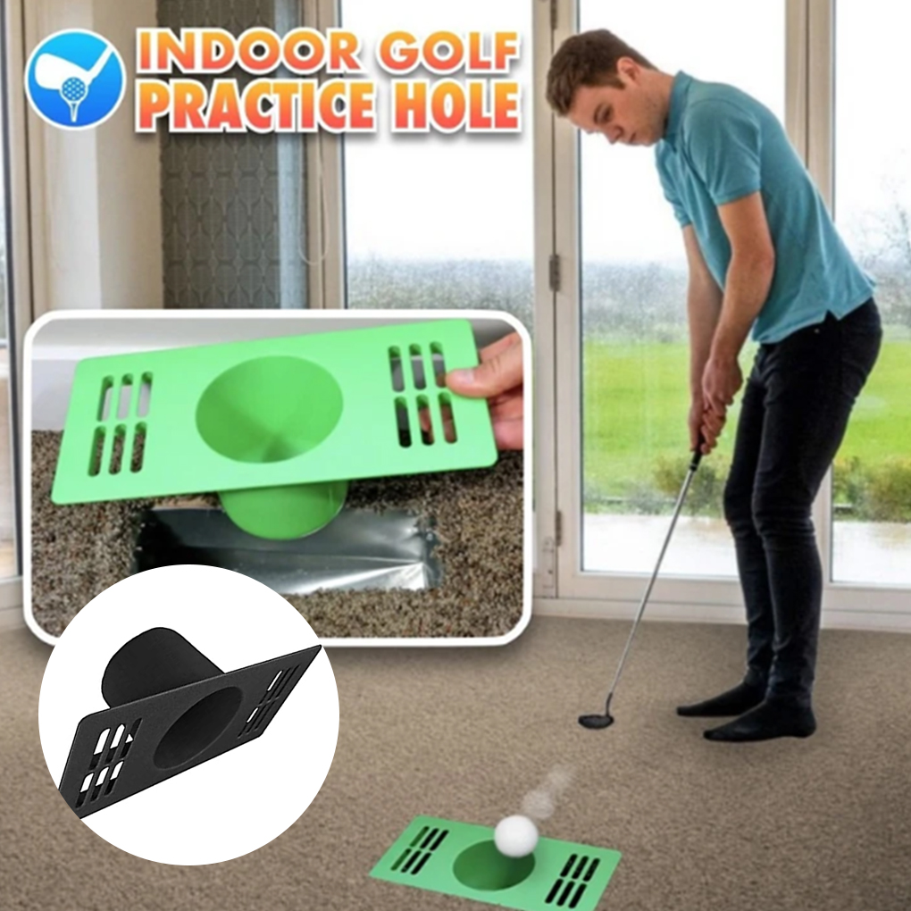 Home Office Golf Putting Training Cup Indoor Practice Training Aid Putting Hole Golf Tools