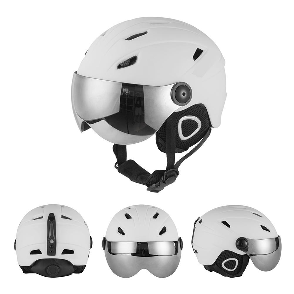 de Esqui Óculos de proteção do Capacete