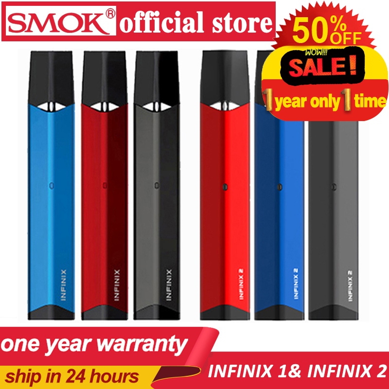 Электронная сигарета SMOK INFINIX kit электронная сигарета Vape ручка электронная сигарета электронный кальян ручка электронная сигарета стартовый набор испаритель и infinix pod 3 шт./упак.|hookah pen|electronic hookahvape pen | АлиЭкспресс