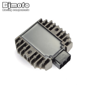 Image 4 - Yhc SH650D 11 オートバイ電圧レギュレータ整流器ヤマハ yzf R6 FZ6R WR250R tmax XP500 XVS1100 XVS650 ラプター 700 YFM70