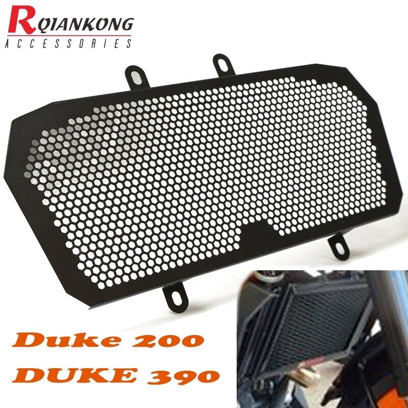 Motorcycle Radiator Grill Guard Cover For KTM DUKE 390 2013-16 DUKE125 2015