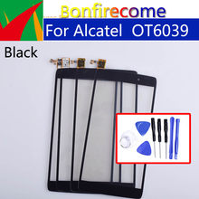Touchscreen Für Alcatel One Touch Idol 3 OT 6039 6039S 6039J 6039Y OT6039 Touch Screen Panel Sensor Digitizer Glas ersatz(China)