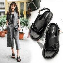 SWYIVY PU Platform Sandals Women 2020 fashion Women Summer Shoes