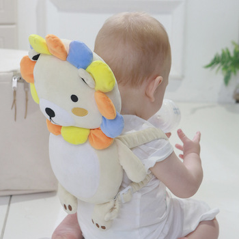 Baby Head protection pad Toddler headrest pillow baby neck Cute wings nursing drop resistance cushion baby protect Free delivery baby pillow head protection pad toddler headrest pillow baby neck cute wing nursing drop resistance cushion baby protect cushion