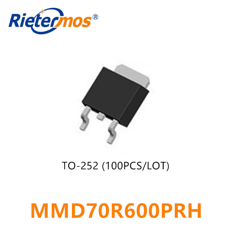 MMD70R600P 70R600P 70R600 MMD70R600 MMD70R600PRH  To-252 HIGH QUALITY