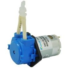 цена на Miniature peristaltic / domestic water pump / small / silent mini self-priming / 12v24v DC electric pump