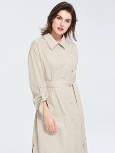 Astrid весна 2020 Новое поступление повседневный Тренч Женская одежда оверсайз свободная одежда модная женская куртка с поясом 7090