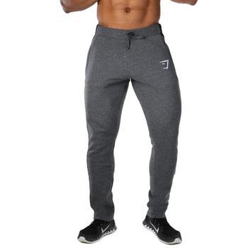 Męskie spodnie sportowe oddychające spodnie kompresyjne spodnie dresowe dopasowane obcisłe spodnie spodnie spodnie do joggingu męskie spodnie sportowe tanie i dobre opinie Si Ge Tu COTTON CN (pochodzenie) Elastyczny pas Pasuje prawda na wymiar weź swój normalny rozmiar Fitness Black with Gray Gray with Black Pure Black Pure Gray