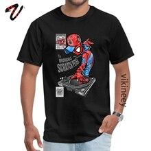 Design Invincible Scratch Peter Round Neck T Shirts Summer T